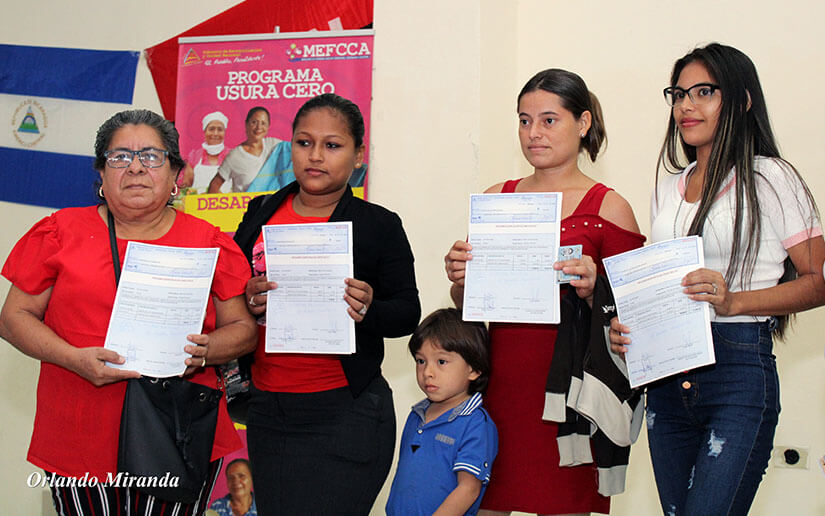 Economía nicaragüense crece con el desarrollo de los emprendedores