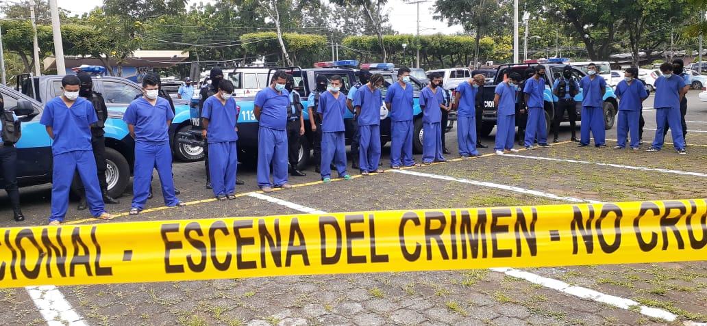 Caen bandas delincuenciales «El Coto» y «Popeye» en operativos policiales