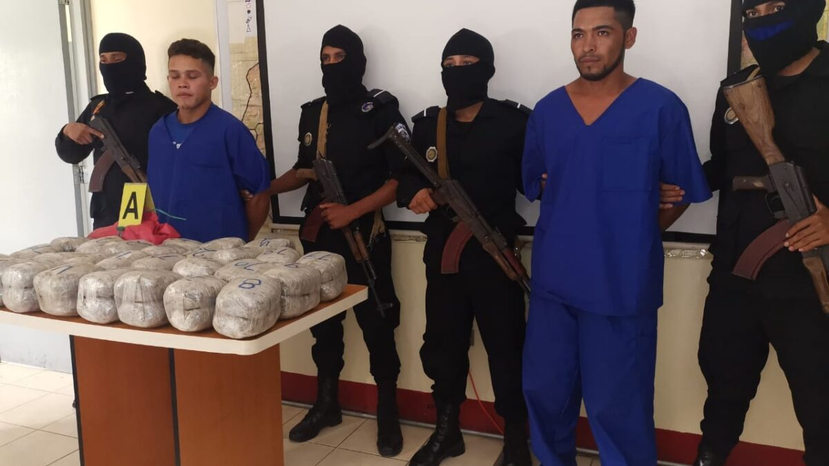 Policía Nacional continúa dando contundentes golpes al crimen organizado y narcotráfico