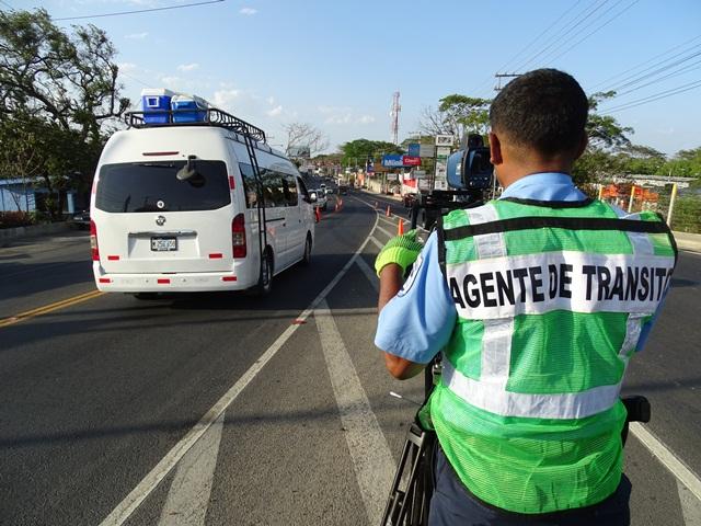 Disminuyeron muertes y accidentes de tránsito la semana pasada