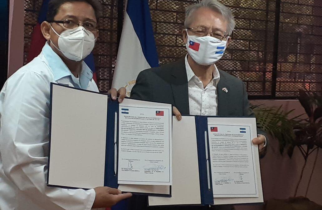 China Taiwán continúa apoyando en  mejoramiento de infraestructuras de salud en Nicaragua