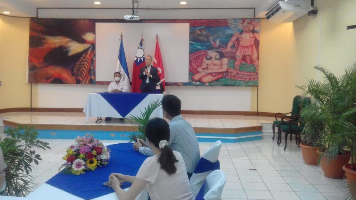 Taiwán dona más de U$ 2 millones para insumos médicos en Nicaragua