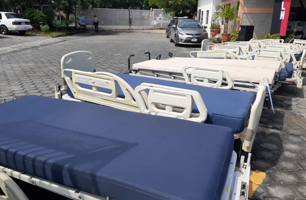 Ministerio de Salud nicaragüense recibe donativo de Global Link