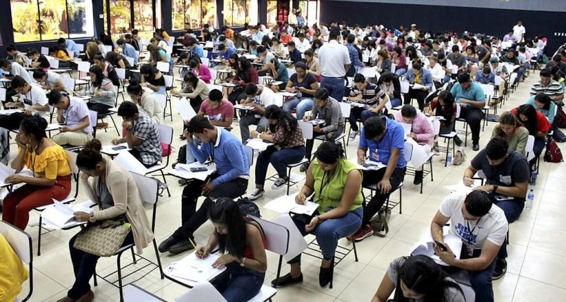 Universidades públicas de Nicaragua eliminan examen de admisión