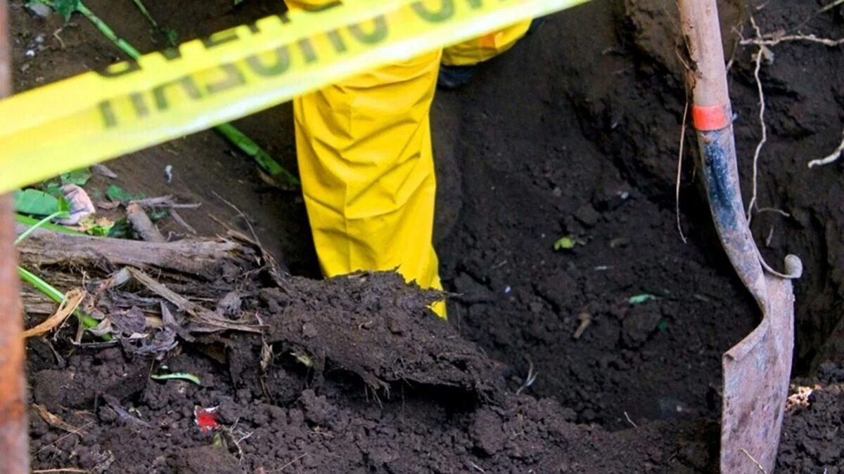 Hallan restos de 59 personas en fosas clandestinas del estado de Guanajuato