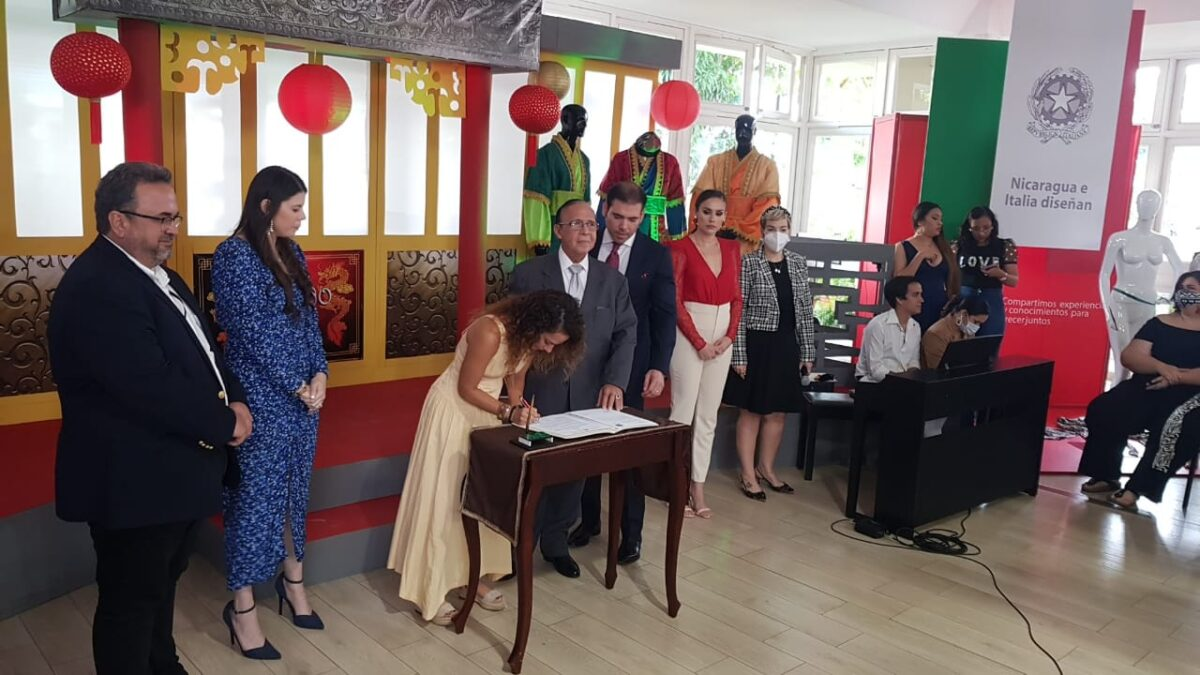 Fundación Incanto firma alianzas con Nicaragua Diseña y Cinemateca Nacional