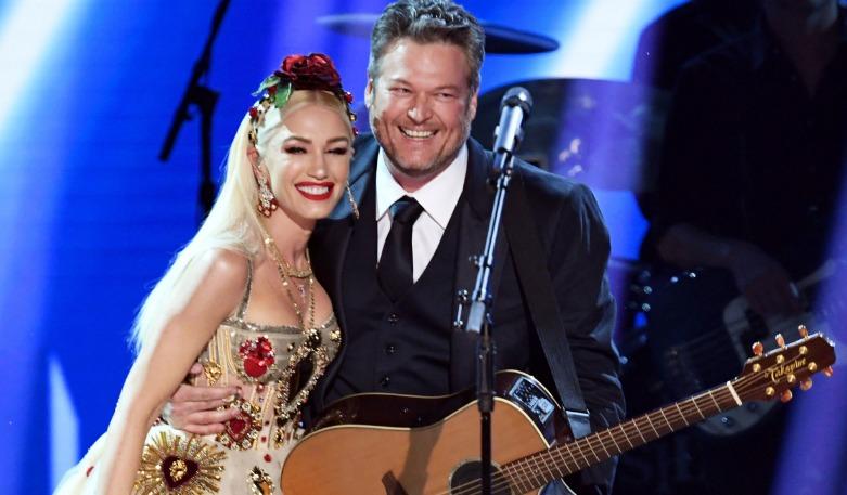 Gwen Stefani y Blake Shelton se comprometieron