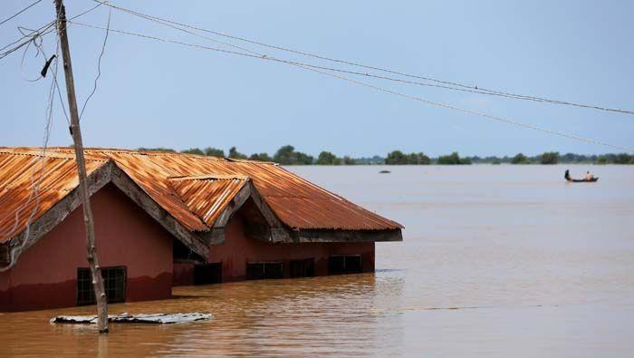 Asciende a 40 el número de muertos por las inundaciones en el norte de Nigeria