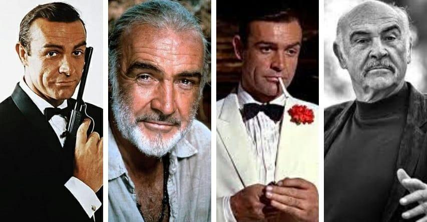 Falleció Thomas Sean Connery, el legendario James Bond