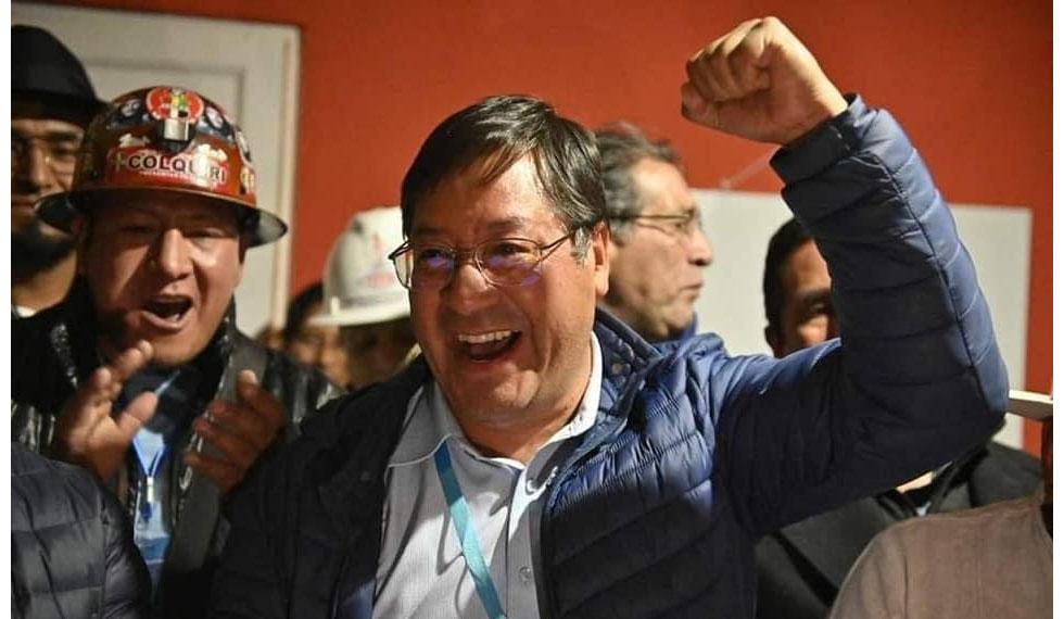 Gobierno de Nicaragua felicita a Luis Arce por su triunfo electoral