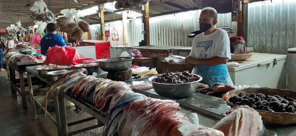 Familias prefieren productos del mar, por su alto valor nutricional