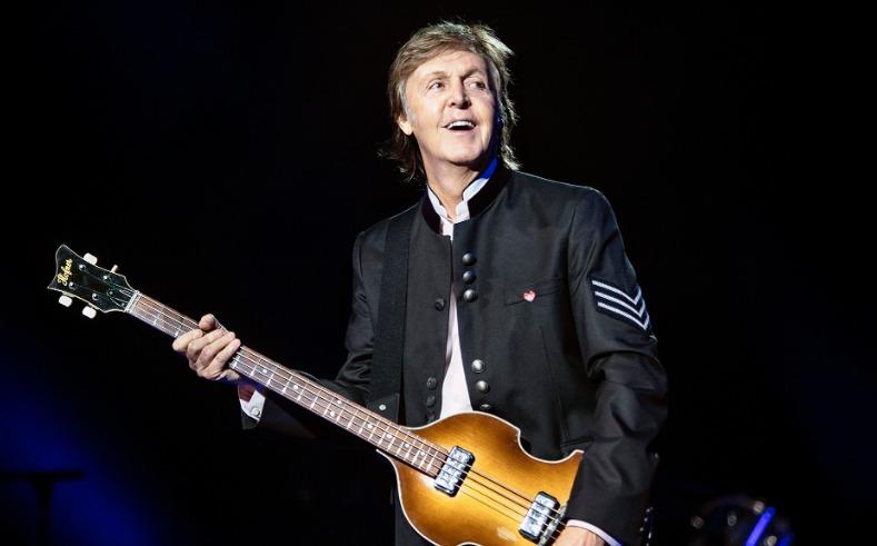 Paul McCartney anunció el lanzamiento de un nuevo álbum solista