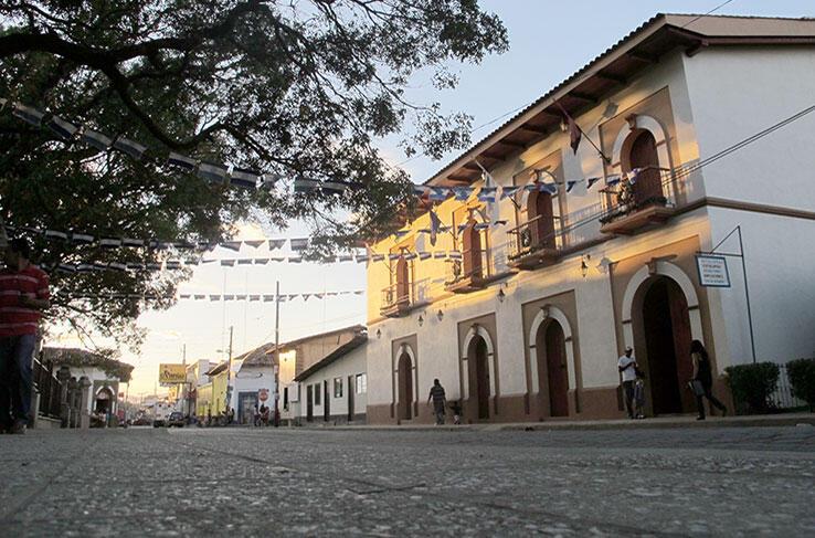 Ocotal «ciudad insignia de la paz» celebra 211 años de ser elevada a  ciudad
