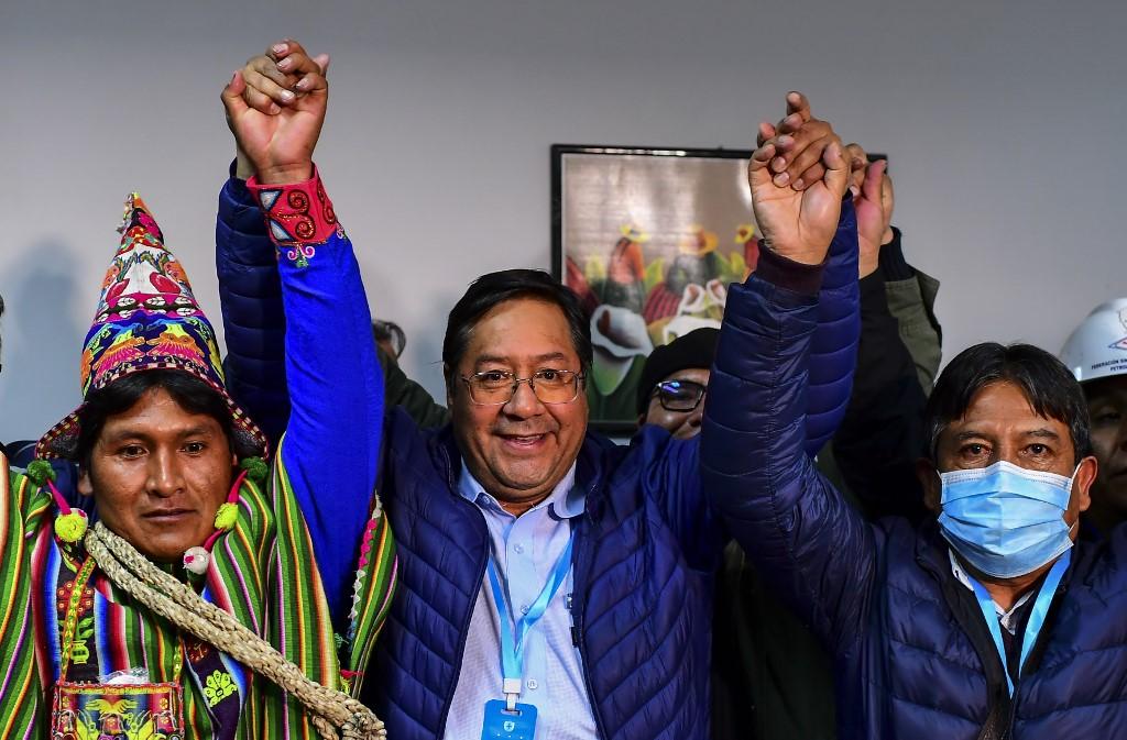 Presidente electo anuncia pago de bono contra el hambre en Bolivia