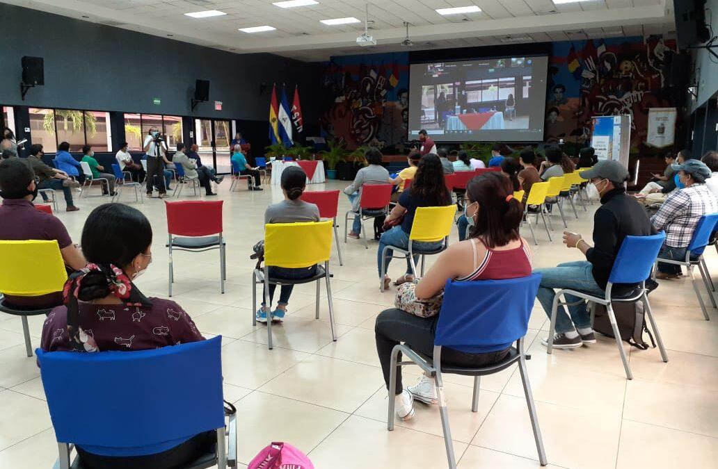 Nicaragua destaca su modelo de economía creativa en el ámbito internacional