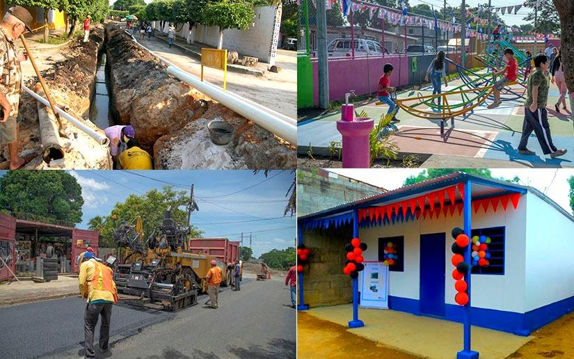 21 proyectos municipales se inaugurarán esta semana