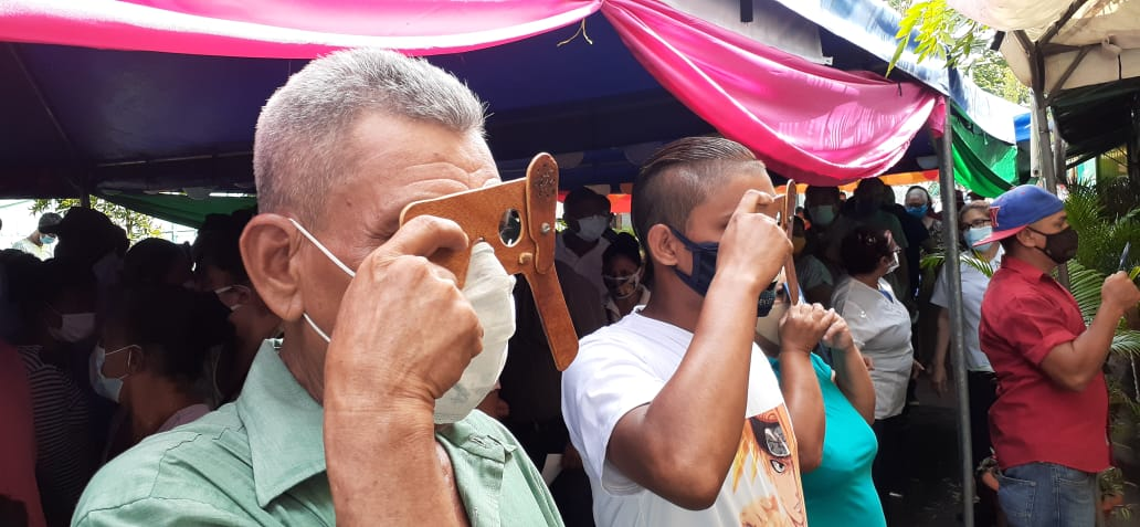 Atienden a más de mil 500 pacientes en jornada especial de salud visual