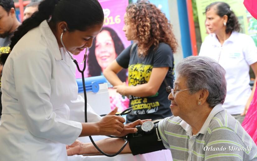 Ministerio de salud nicaragüense vigilante ante las enfermedades