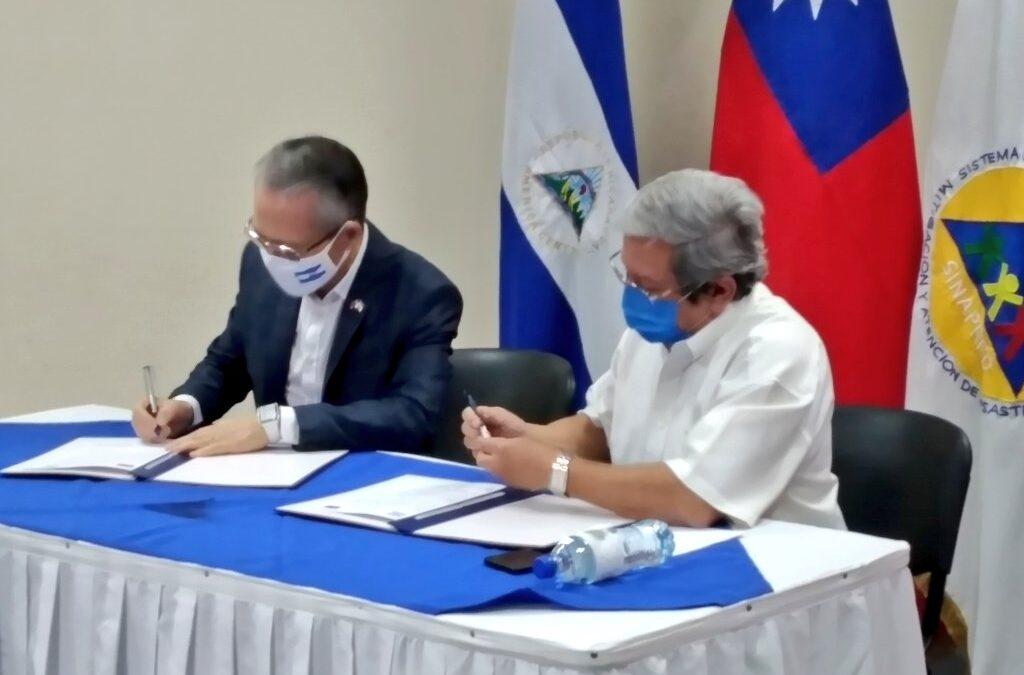 Taiwán dona más de US$ 2 millones a programa alimentario en Nicaragua