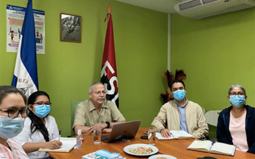 Nicaragua participó en Taller de Ética sobre Investigación de vacunas contra la Covid-19