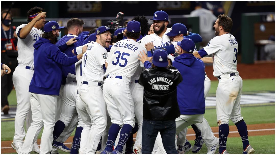 La tercera fue la vencida:  Dodgers conquistan la serie mundial 2020