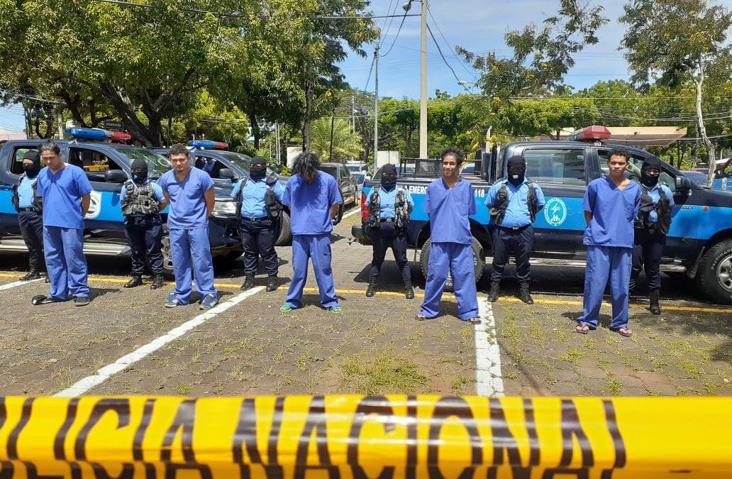 Policía Nacional sin tregua contra la delincuencia común