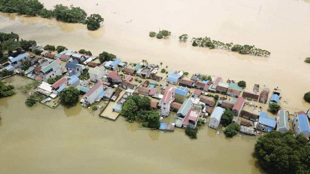 18 muertos y 14 desaparecidos dejan las inundaciones en Vietnam