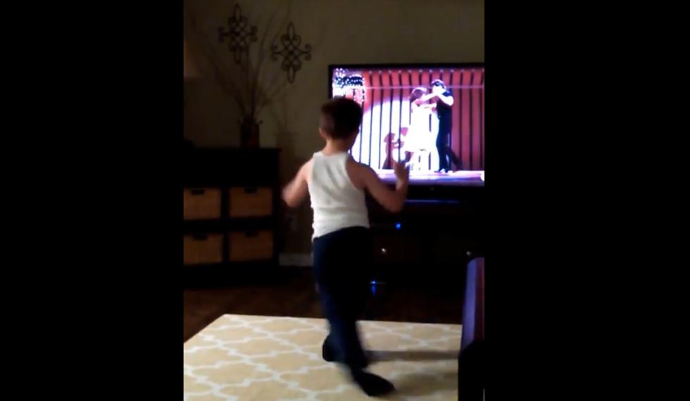 Un pequeño bailarín