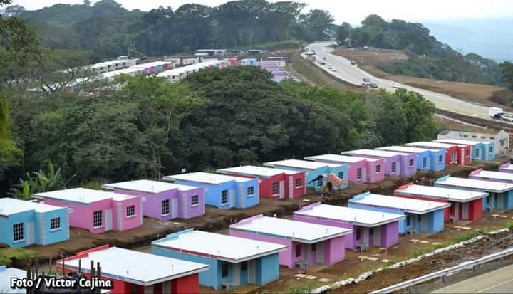 24 mil viviendas y 50 mil lotes con el programa Bismarck Martínez