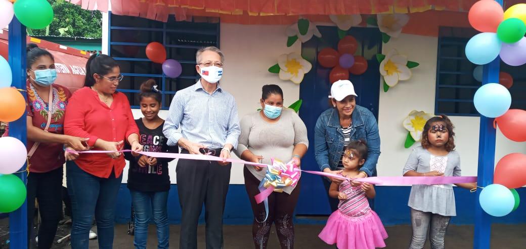 335 familias beneficiadas con una vivienda nueva en Managua
