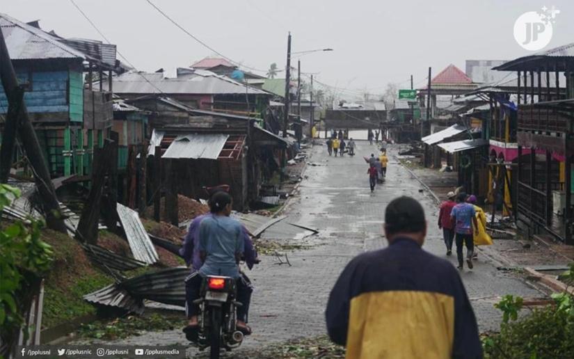 Nicaragua contabiliza 16 fallecidos durante emergencia ocasionada por el huracán Iota