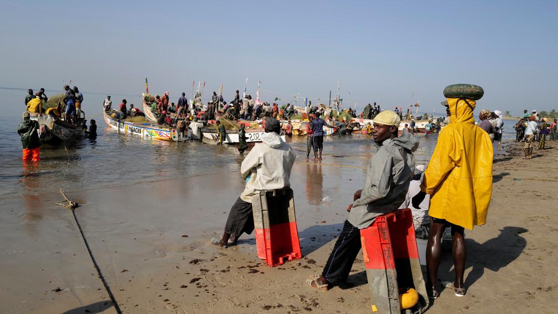Una rara enfermedad ataca a pescadores en Senegal