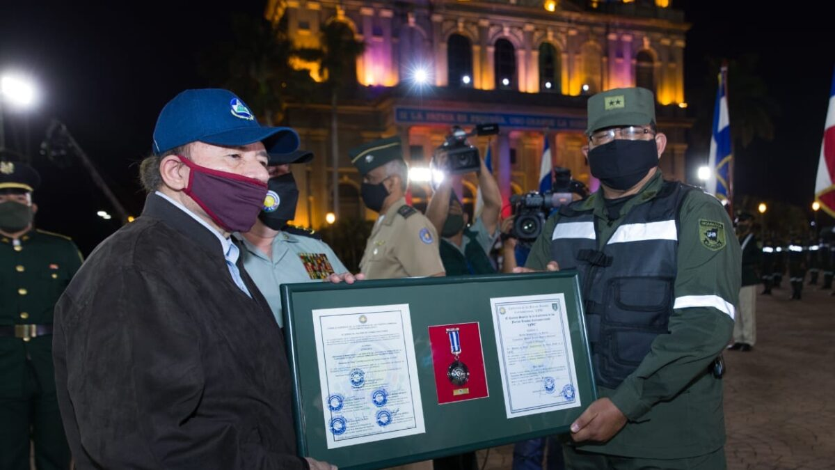 Presidente Ortega compara la Pandemia a una guerra mundial