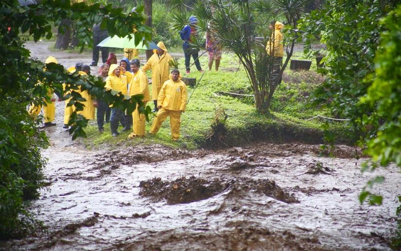 Alcaldía evalúa daños provocados por Iota en Managua