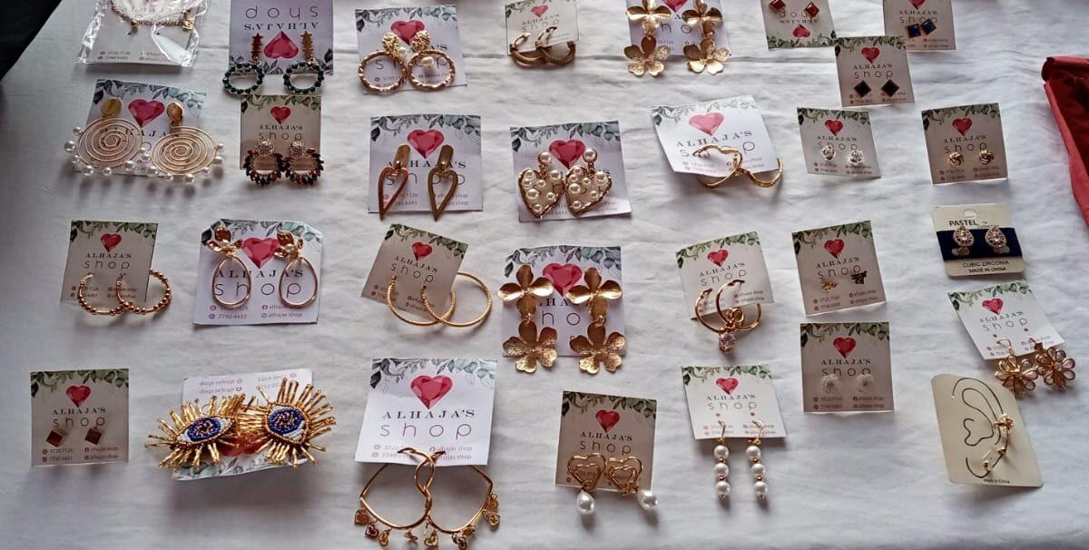 Alhaja's Shop ofrece gran variedad de joyas para damas