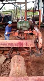 Continúan las obras de reconstrucción del muelle de Bilwi