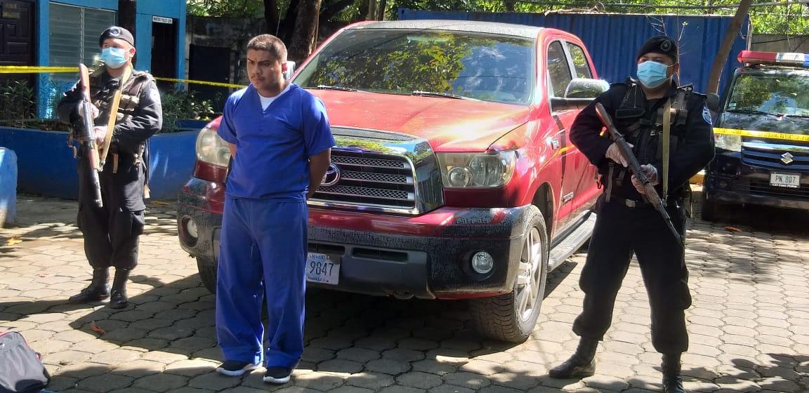 Caraceño es capturado con más de 16 kilos de cocaína en León