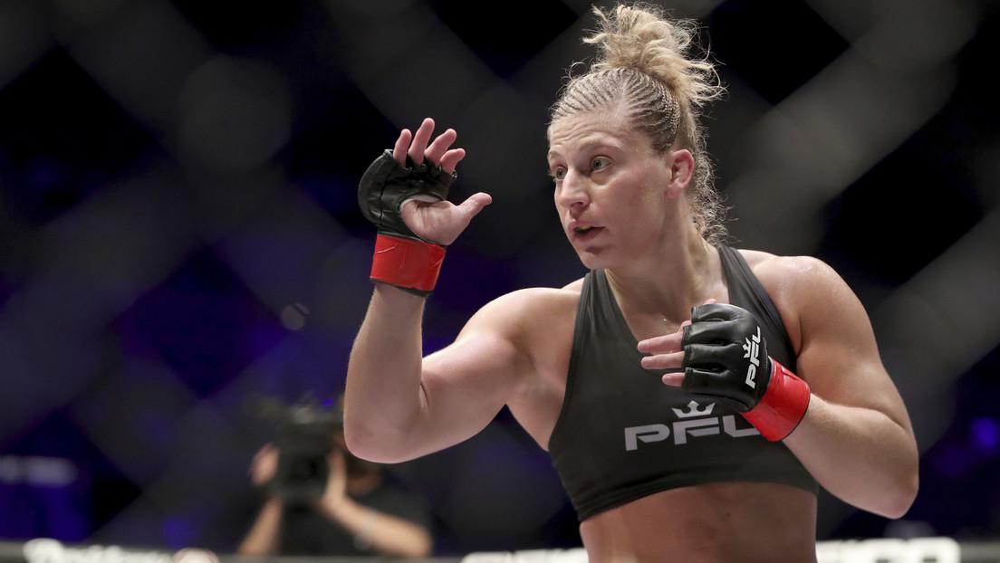 Peleadora de MMA logra un nocaut «devastador»