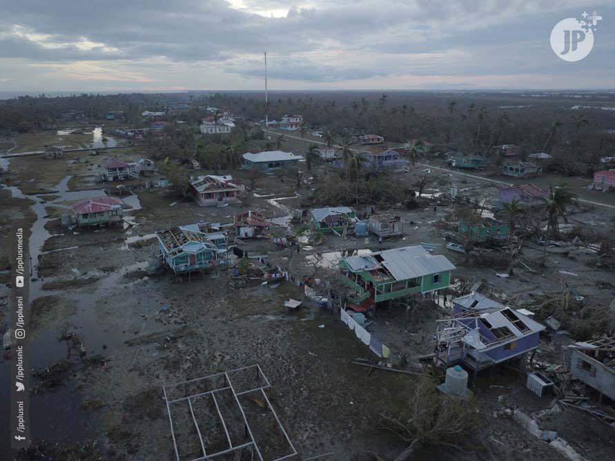 Japón realiza importante donativo para afectados por Eta