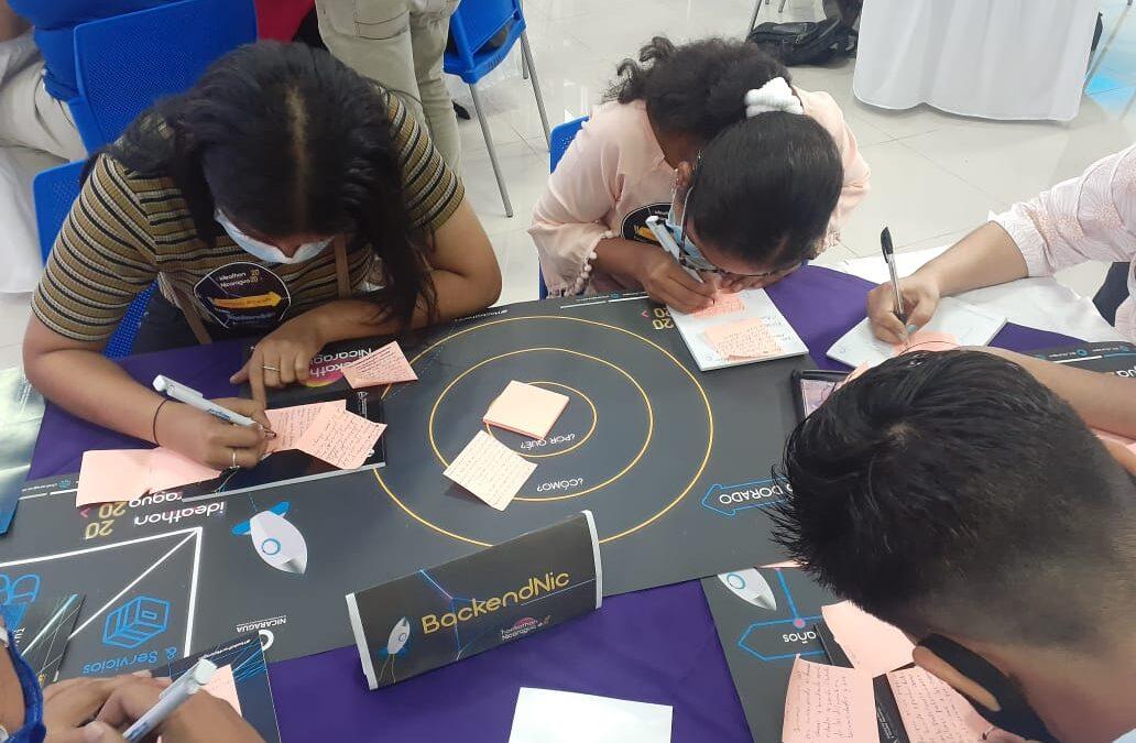 Inatec realiza el quinto Ideathon previo al Hackathon Nicaragua 2020