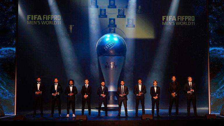 FIFA decide finalmente celebrar los premios «The Best» 2020