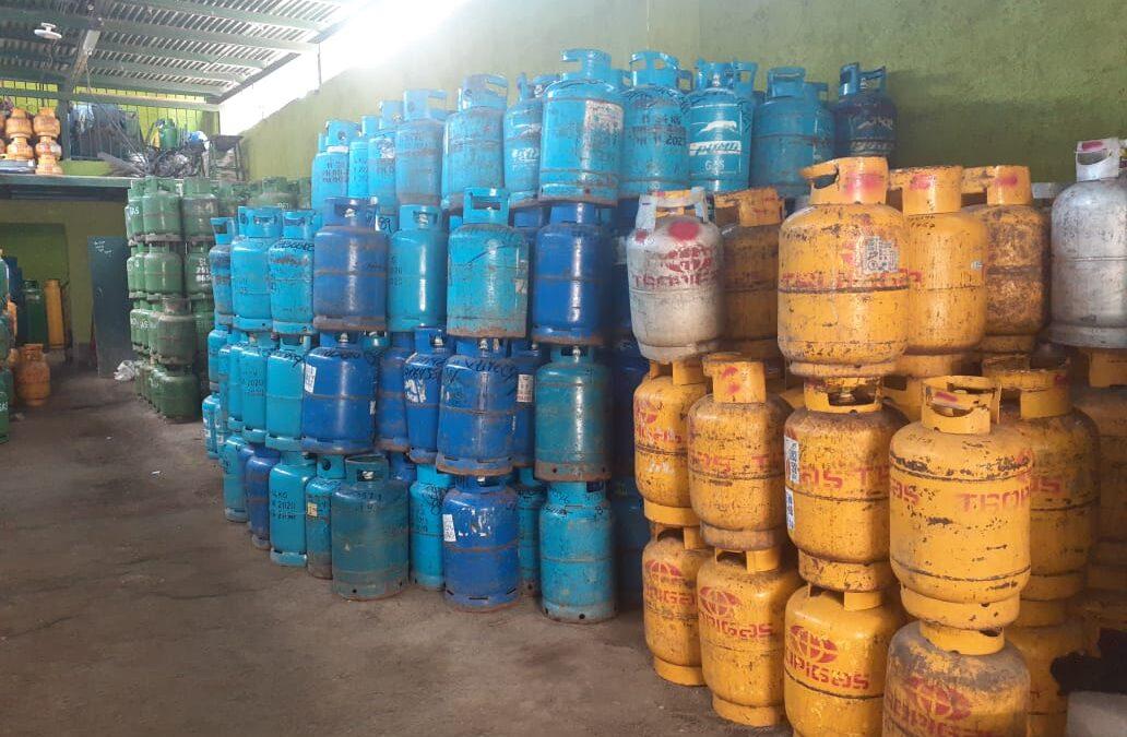 Gas butano mantiene su precio contrario a los combustibles