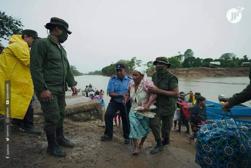 Gobiernos locales activados por lluvias registradas con Iota
