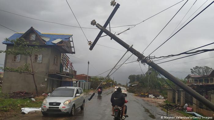 Iota es catalogado como el huracán más potente en los últimos 40 años