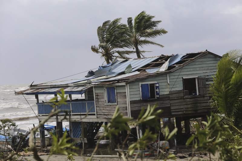 IOTA impactará en el Caribe Norte de Nicaragua esta noche
