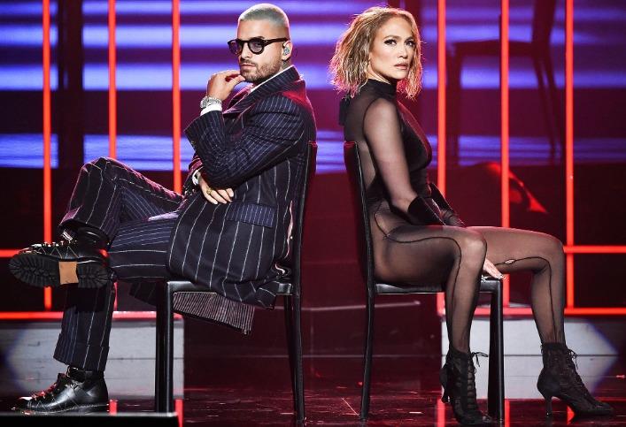 Acusan a JLO de plagio, por su presentación en los American Music Awards