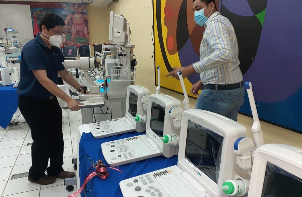 MINSA dota de equipos médicos modernos a las unidades de salud