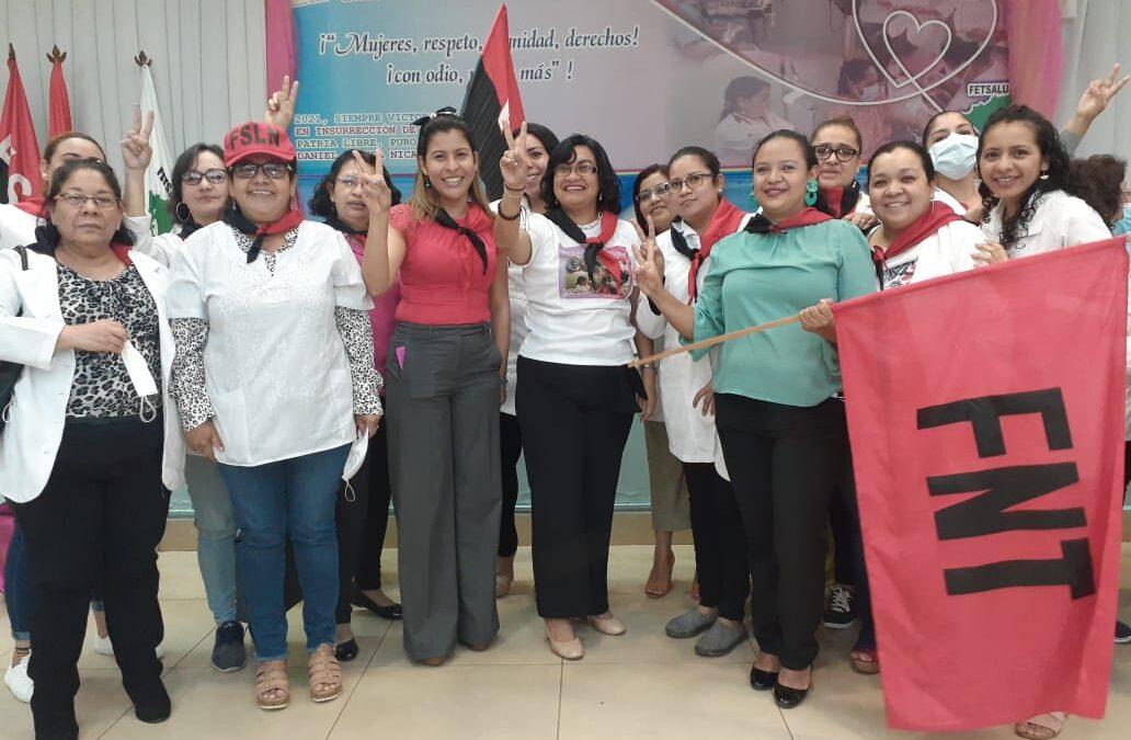 Mujeres gozan de ocupar cargos de toma de decisión