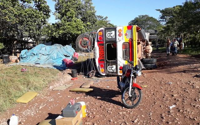 19 muertos por desperfectos en vehículos la semana pasada