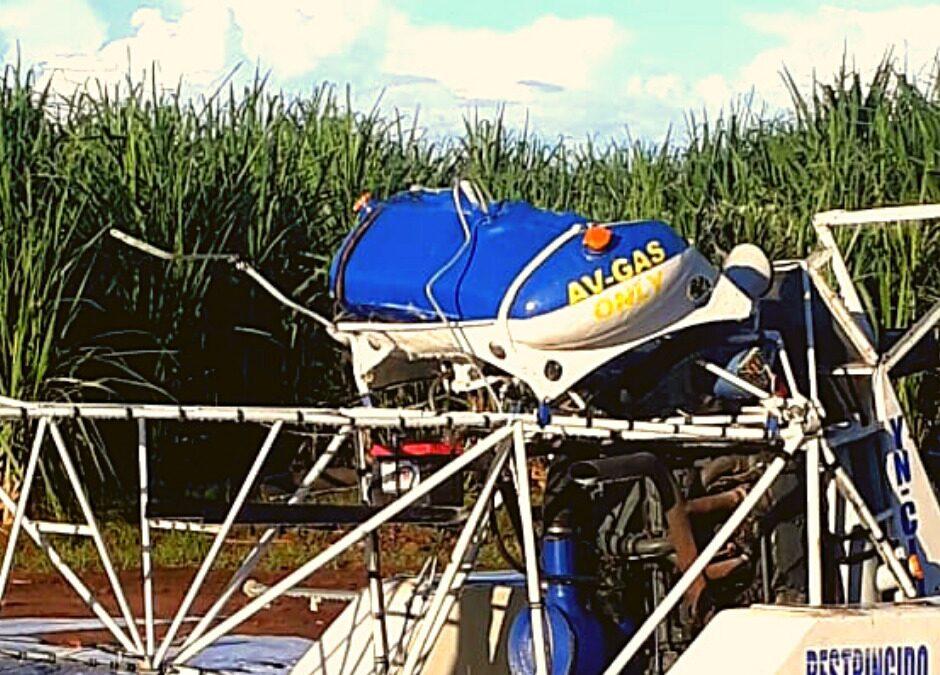 Accidente aéreo provoca la muerte de mecánico de aviación en Chinandega
